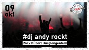 #dj andy rockt